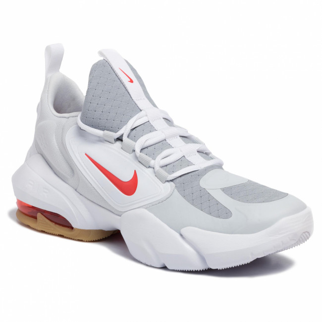 Topánky NIKE - Air Max Alpha Savage AT3378 030 Wolf Grey/Habanero Red