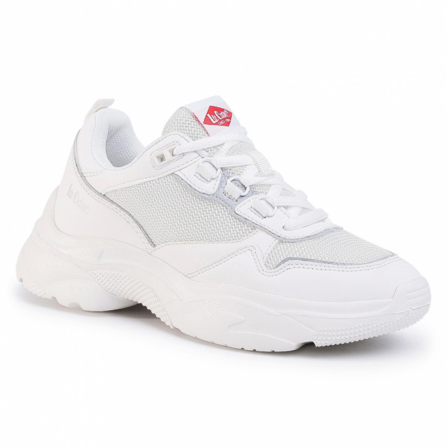 Sneakersy LEE COOPER - LCWL-20-39-041 White