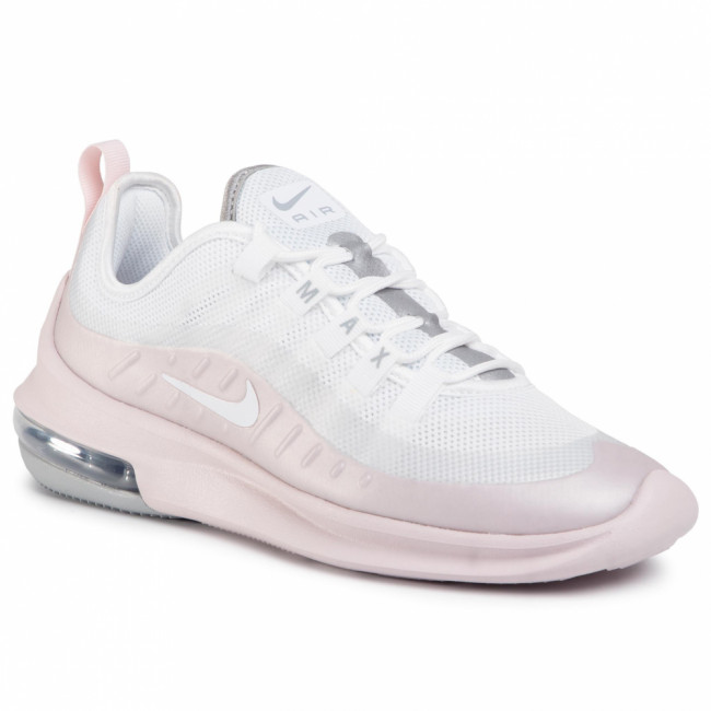 Topánky NIKE - Air Max Axis AA2168 107 White/White/Barely Rose