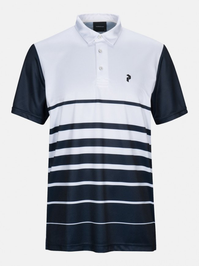 Polokošeľa Peak Performance M Bandon Print Polo