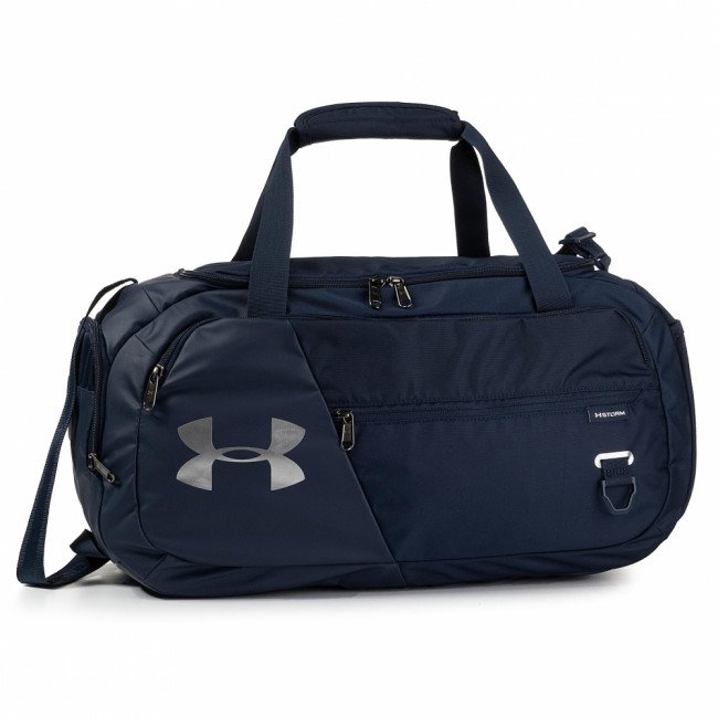 Taška UNDER ARMOUR - Undeniable Duffel 4.0 SM 1342656-408 Navy
