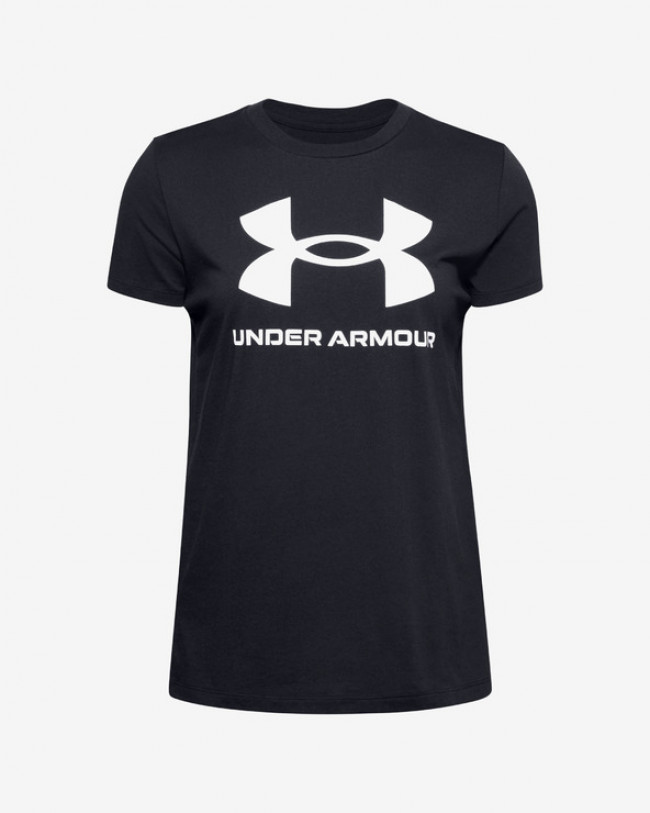 Under Armour Live Sportstyle Graphic Tričko Čierna