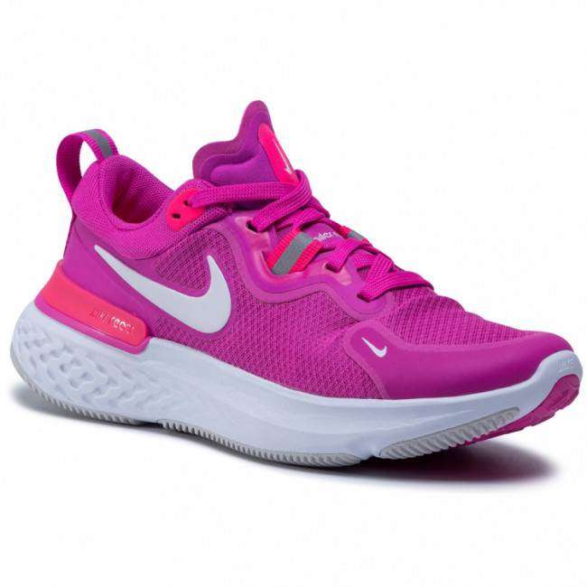 Topánky NIKE - React Miler CW1778 601 Fire Pink/White/Team Orange