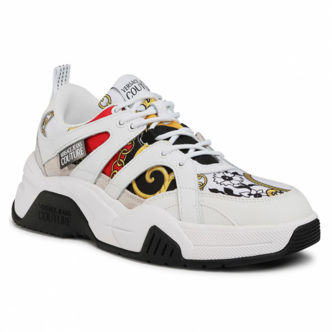 Sneakersy VERSACE JEANS COUTURE - E0YZASF2 71599 003