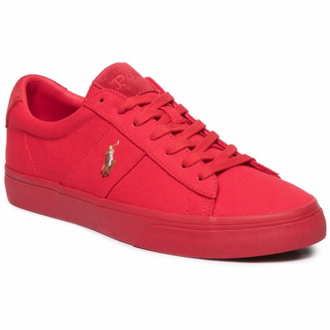 Tenisky POLO RALPH LAUREN - Sayer 816764497008 Polo Sport Red