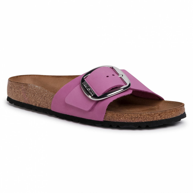 Šľapky BIRKENSTOCK - Madrid Big Buckle 1017957 Purple Orchid