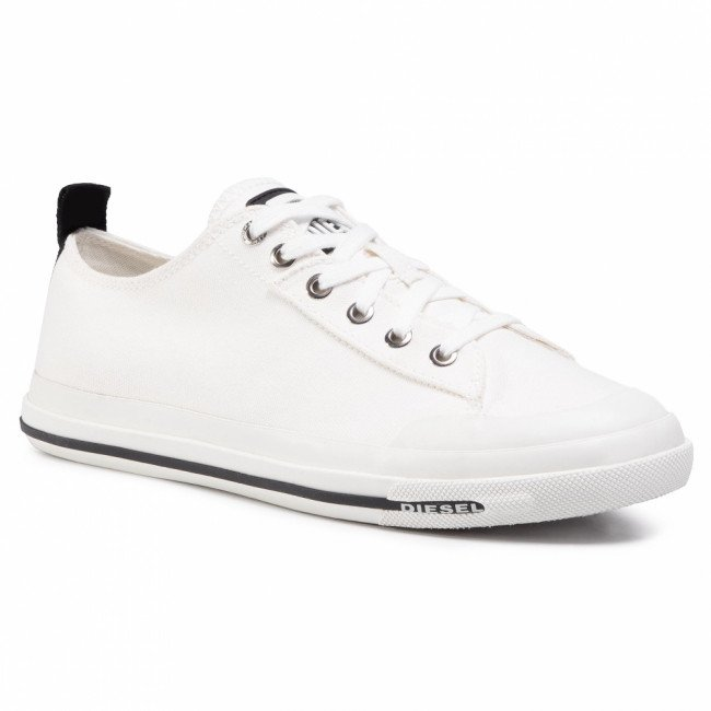 Tramky DIESEL - S-Astico Low Cut Y02367 PR012 T1015 Star White