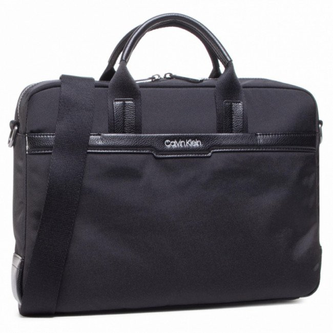 Taška na Laptop CALVIN KLEIN - Laptop Bag K50K505901 BLK
