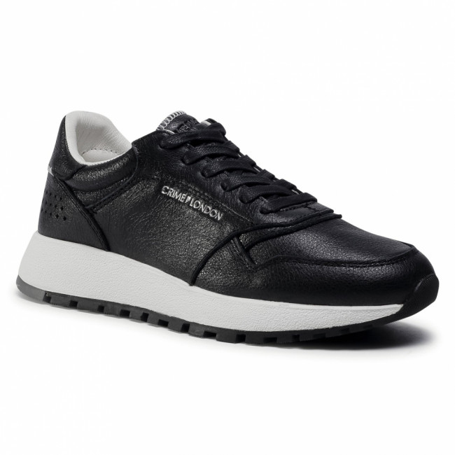 Sneakersy CRIME LONDON - Extra Light Runner 25220AA3.20 Black