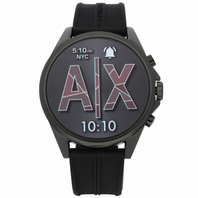 Smart hodinky ARMANI EXCHANGE - Drexler AXT2007 Black/Black