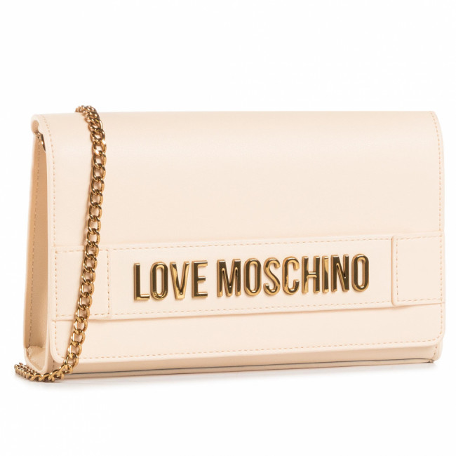 Kabelka LOVE MOSCHINO - JC4103PP1BLK0107 Naturale