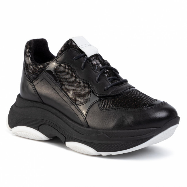 Sneakersy GINO ROSSI - RST-BALE-02 Black