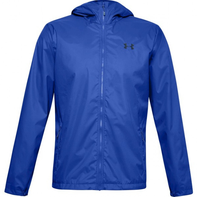 Bunda Under Armour UA Forefront Rain Jacket-BLU