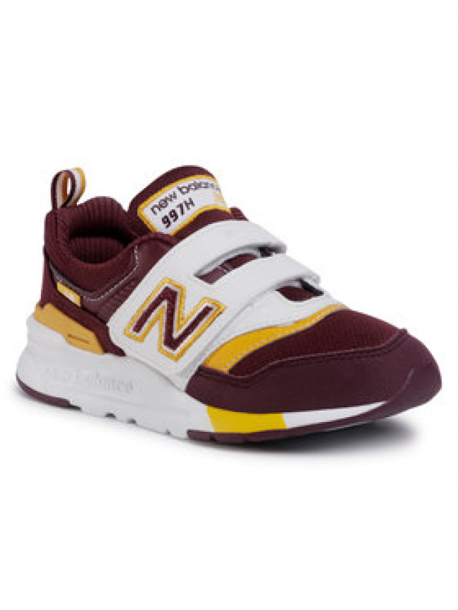 New Balance Sneakersy PZ997HVU Bordová