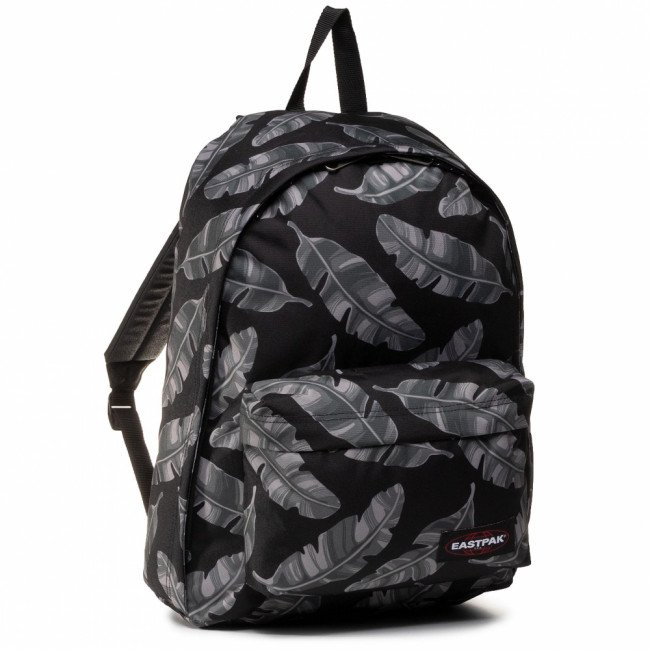 Ruksak EASTPAK - Out Of Office EK767 Brizeleaveblack C10