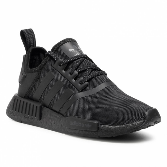 Topánky adidas - Nmd_R1 J FX8777 Core Black/Core Black/Grey Six
