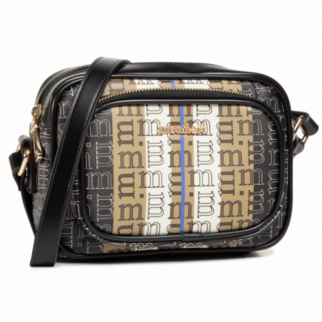 Kabelka MONNARI - BAG7100-M20 Beige With Blk With Navy With Patt 2020