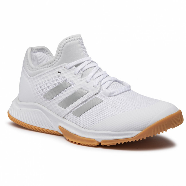 Topánky adidas - Court Team Bounce W EH2602 Ftwwht/Silvmt/Ftwwht