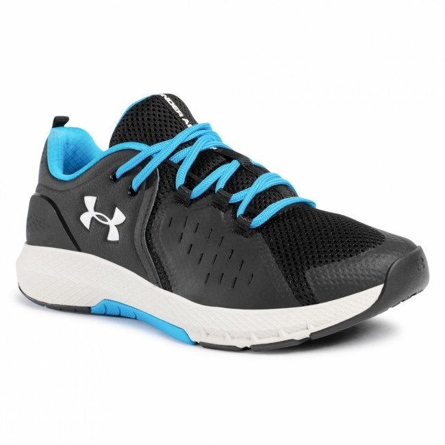 Topánky UNDER ARMOUR - Ua Charged Commit Tr 2 3022027-004 Blk