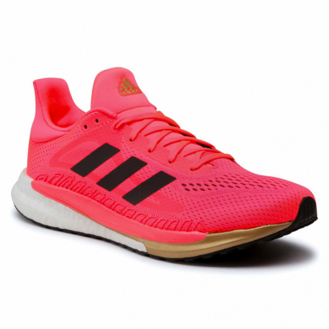 Topánky adidas - Solar Glide 3 M FV7255 Signal Pink/Core Black/Copper Metallic
