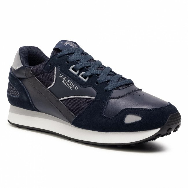 Sneakersy U.S. POLO ASSN. - Justin3 FLASH4117S0/SY2 Dkbl