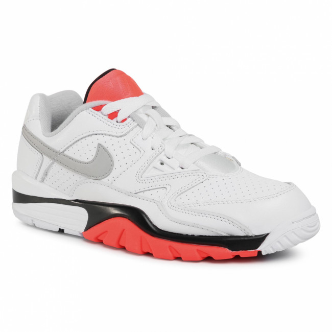 Topánky NIKE - Air Cross Trainer 3 Low CN0924 101 White/Lt Smoke Grey