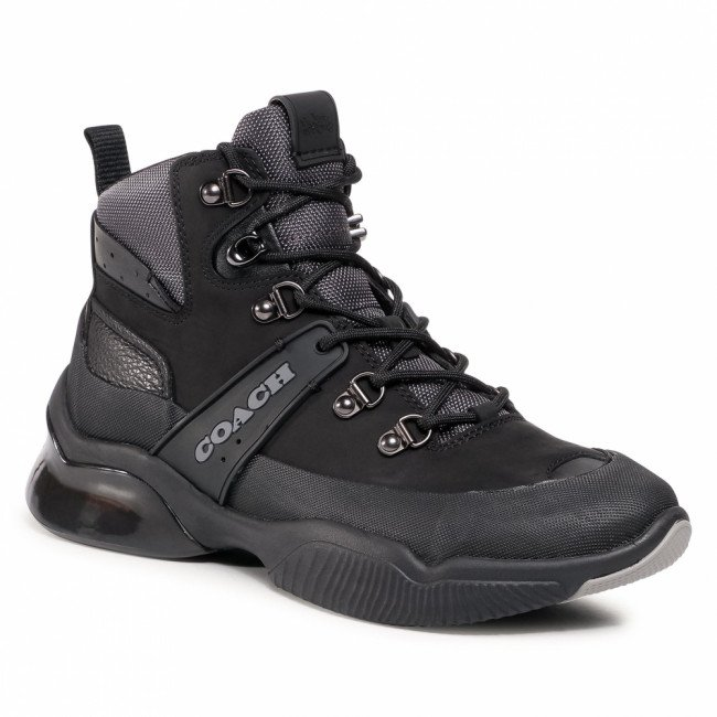 Sneakersy COACH - Citysole Hiker G5435 BLK Black