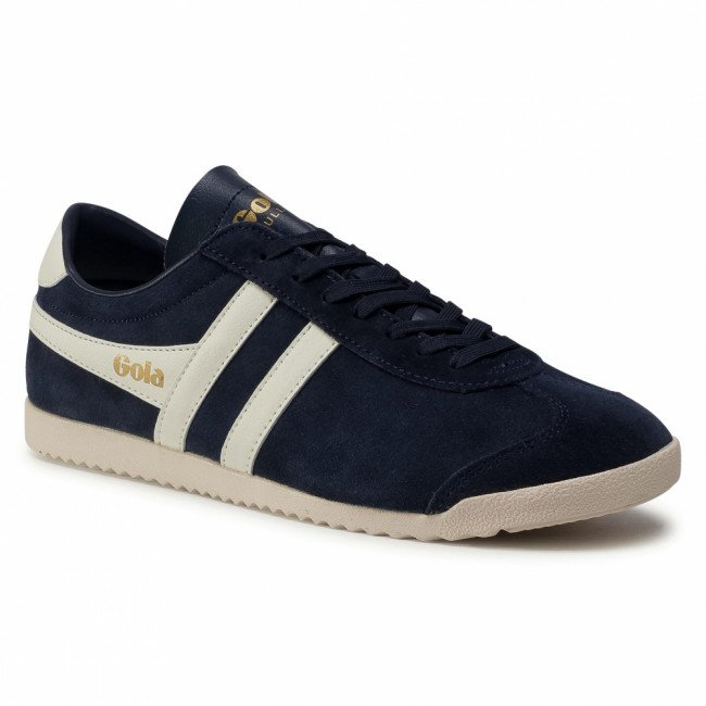 Sneakersy GOLA - Gola Bullet Suede CMA153 Navy/Off White
