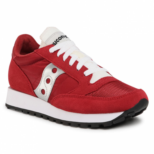 Sneakersy SAUCONY -  Jazz Original Vintage S60368-157 Red/Wht/Sil