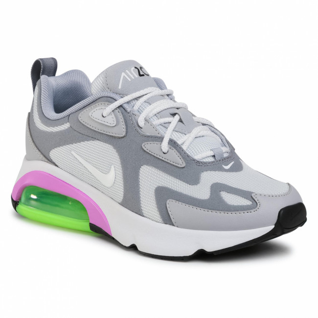 Topánky NIKE - Air Max 200 AT6175 002 Pure Platinum/White/Cool Grey