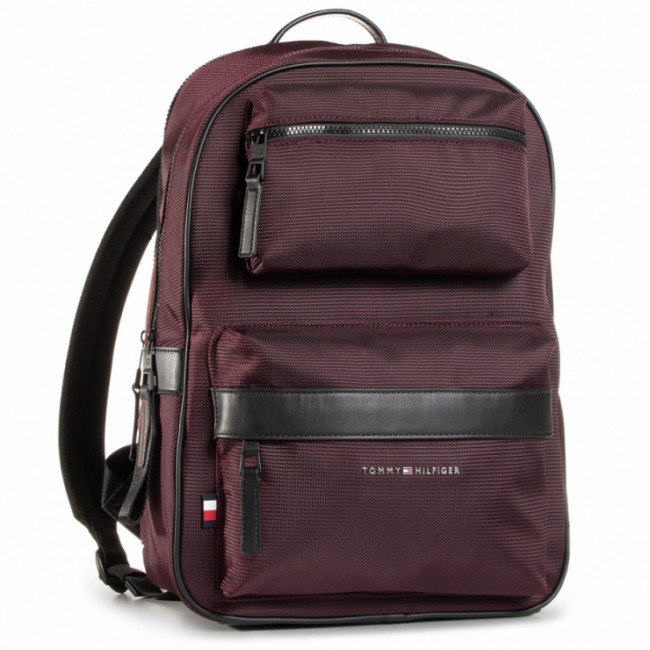 Ruksak TOMMY HILFIGER - Elevated Nylon Utility Backpack AM0AM06470 XIH