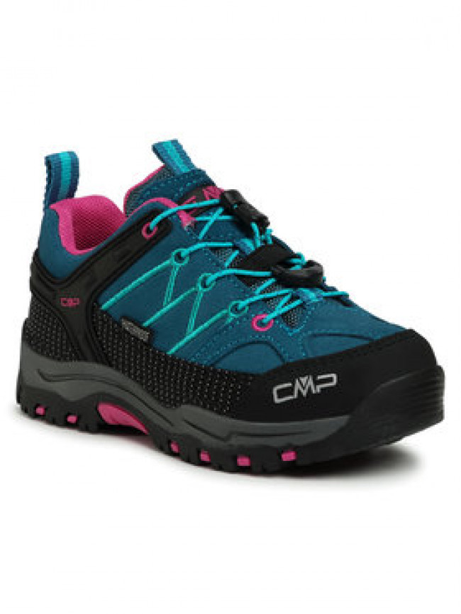 CMP Trekingová obuv Kids Rigel Low Trekking Shoes Wp 3Q13244 Modrá