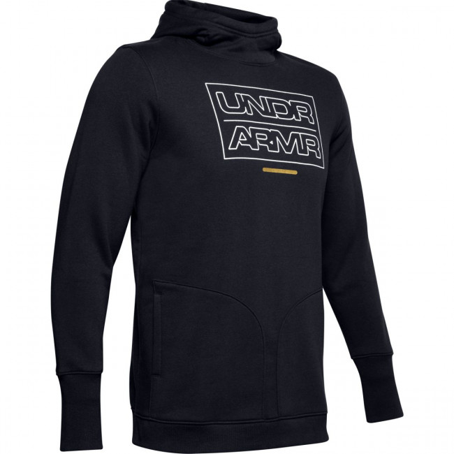 Mikina Under Armour Baseline Fleece Po Hood