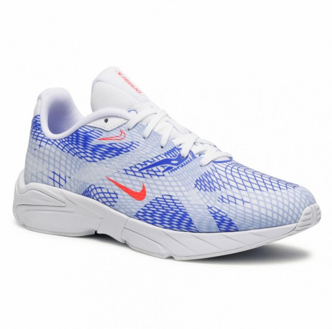 Topánky NIKE - Ghoswift CW2635 100 White/Laser Crimson/Racer Blue