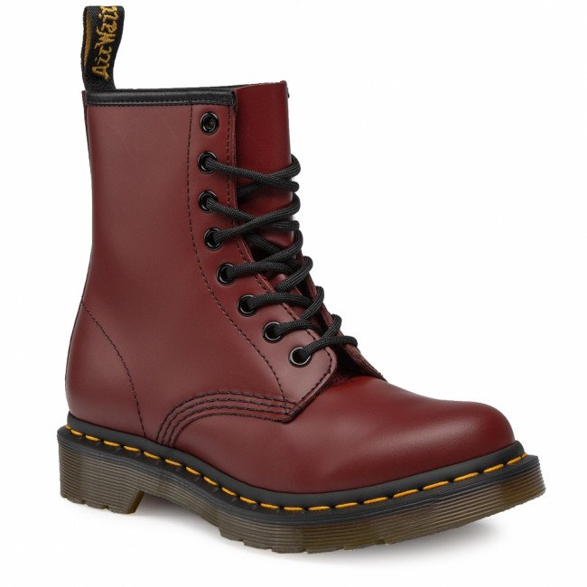 Glady DR. MARTENS - 1460 Smooth 11821600 Cherry Red