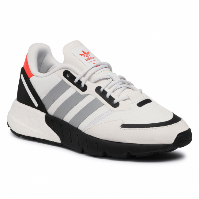 Topánky adidas - Zx 1k Boost J FX6641  White