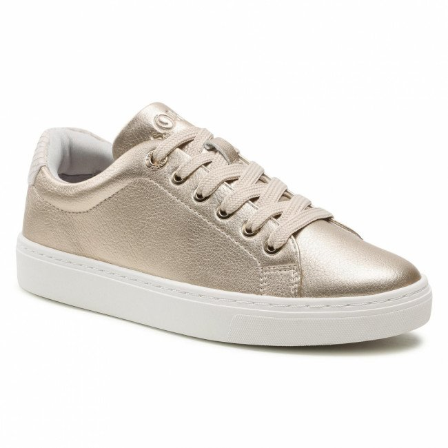 Sneakersy S.OLIVER - 5-23625-26 Light Gold 949