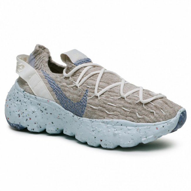 Topánky NIKE - Space Hippie 04 CD3476 101 Sail/Astronomy Blue/Fossil