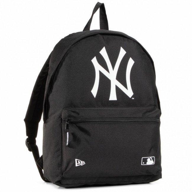 Ruksak NEW ERA - Disti Mlb Entry Bag Neyyan 12381168 Čierna