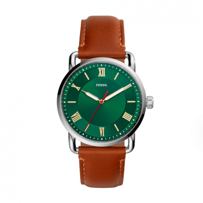 Hodinky FOSSIL - Copeland FS5737 Brown/Green