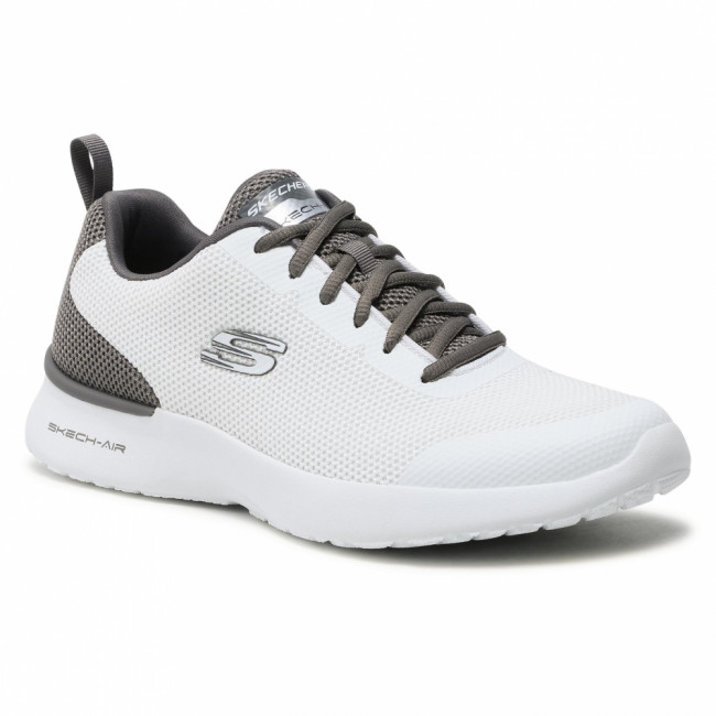 Topánky SKECHERS - 232007 WGRY White