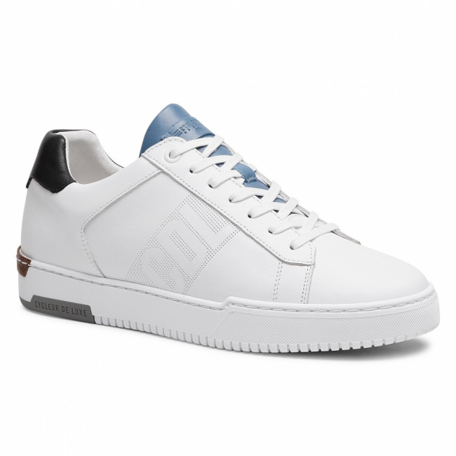 Sneakersy CYCLEUR DE LUXE - Bruce CDLM211095 White