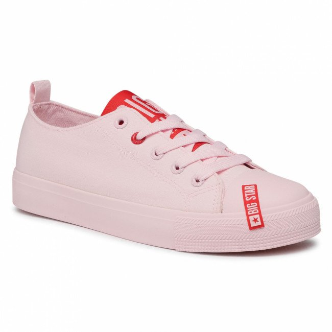 Tramky BIG STAR - HH274682 Lt.Pink/Hell Rosa