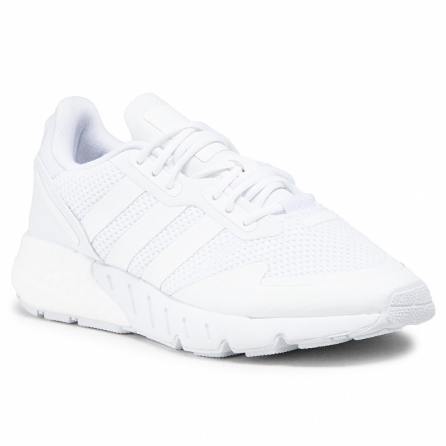 Topánky adidas - Zx 1k Boost J S42589 Cloud White/Cloud White/Cloud White