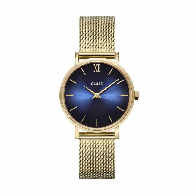 Hodinky CLUSE - Minuit Petite CW10202  Gold/Gold