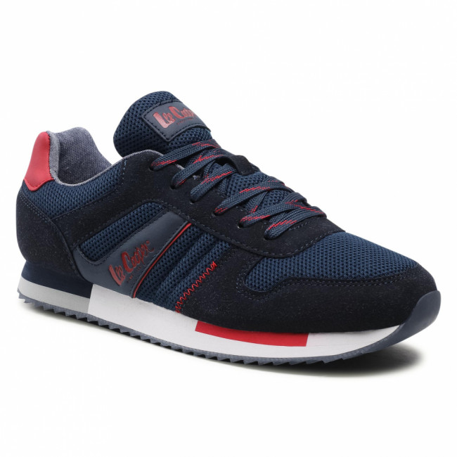 Sneakersy LEE COOPER - LCW-21-29-0165M Navy