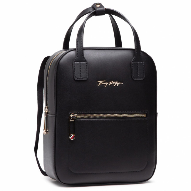 Ruksak TOMMY HILFIGER - Iconic Tommy Backpack AW0AW09661 BDS