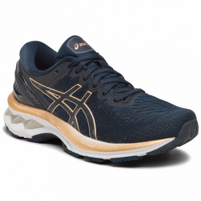 Topánky ASICS - Gel-Kayano 27 1012A649 French Blue/Champagne 402