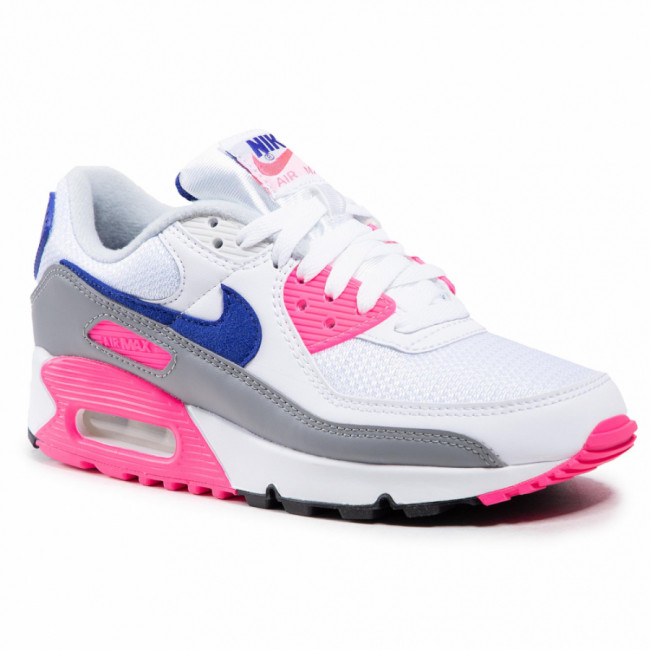 Topánky NIKE - Air Max III CT1887 100 White/Vast Grey/Concord