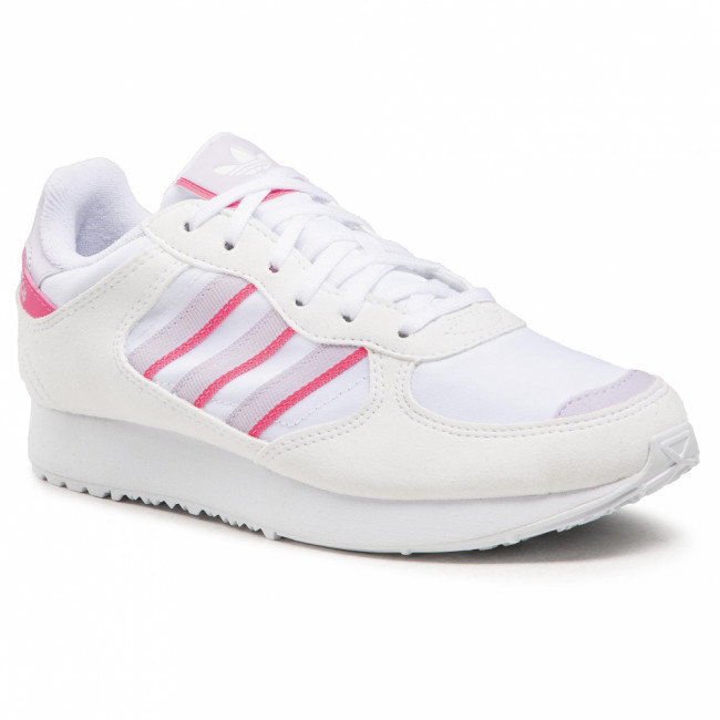 Topánky adidas - Special 21 W FY7933 Ftwwht/Prptnt/Sopink